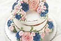 diseños de torta