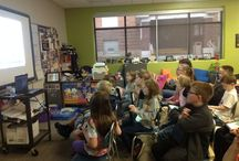 NEH3rd 14-15 CritterKin / We're participating in a CritterKin PBL learning kindness from our CritterKin friends