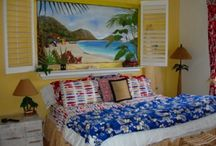 Tropical decor / by Lesley L