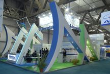 Exhibition Design Middle East / TRIUMFO Middle East specializes in custom exhibitions, modular exhibitions, portable exhibits displays and various BTL activities that help the companies to promote their products in Middle East.
