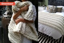 Extreme knitting and crochet