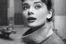 Audrey Hepburn / As with most pins on Pinterest, I do not have the rights to most of the images/videos pinned on my boards. I do however try to provide the original source ~ preferably the rights owner ~ for all images/videos. If you wish to have an image removed, or you would like me to make a correction, please just contact me, by adding a comment to the relevant pin, or any pin of your choice.
