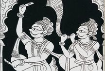 Paintings - Indian Phad