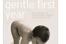 Baby Books / Positive parenting, about development, love, bonding etc.