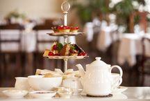 Tea & Treats / by Rebecca Holmes