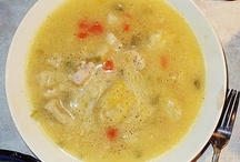 Soups, Chowders, and Stews, oh my! / by Meagan Herek-Rukavina