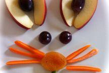 kreatív gyümölcs
