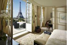 Les plus belles chambres avec vue à Paris