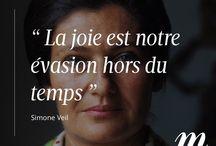 Mantras / Nos motivations, au jour le jour http://madame.lefigaro.fr/