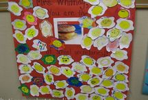 Bulletin Boards and Door Decoration