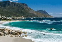 Camps Bay | Cape Town / Camps Bay and Beach is without question one of Cape Towns Top 5 visited destinations and for good reason. The area is absolutely stunning and offers one of the best beaches in Africa albeit with waters that are slightly nippy at the best of times.