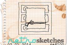 RetroSketches