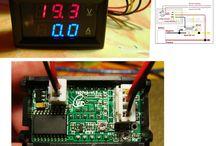 ampermetre  ve voltmetre devreleri