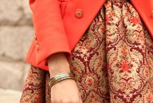 Brocade skirts / by Sarah Foulkes