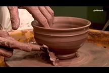 Ceramics in videos,