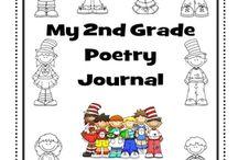 2nd grade ELA / by Molly English