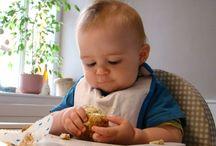 Frühstück Breifrei und baby-led weaning / Wir sammeln Ideen zum Thema Baby Frühstück breifrei und BLW. Hier findest du sicher tolle Rezepte für die erste Mahlzeit des Tages, wenn dein Baby baby-led weaning praktiziert.