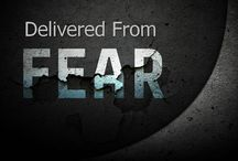 Fearless woman of God. / You have not received a spirit of fear.