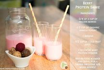Healthy Recipes / Here at The Protein Ball Co we love to create + share healthy food + drink recipes