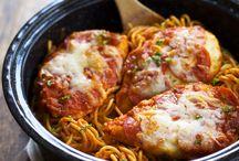 Food : Dinner {Easy}