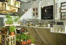 Bagel Badgers Interior Design Ideas