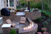 Fire Pits & Fire Features