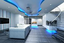 Office 3D Visualisations / Creative office designs that help you see your future office space!