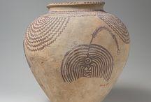 naqada pottery
