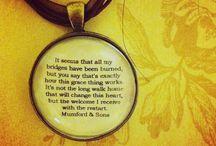 Pretty Words / by Shivaun Mitchell