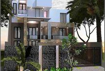 Jasa Arsitek Rumah Di Jakarta Desain Rumah / Desain Rumah