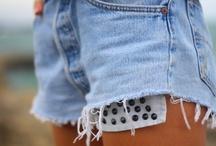 Studded Rivet Fashion