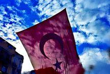 TURKEY / Proud