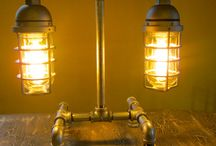 Lamps & Chandeliers  / by Sherry Smith