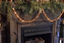 Primitive Christmas Around My House