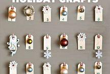 Advent Calendar / Ideas for Advent Calendar
