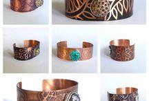 Jewelry Etching & Patina