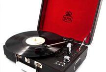 GPO Vinyl Record Turntable