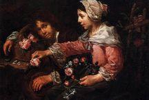 Bernhard Keil (Keyl) Gemälde