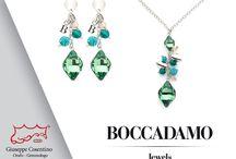 BOCCADAMO / Boccadamo Gioielli crea e realizza gioielli moda con pietre naturali e cristalli Swarovski. Il Made in Italy rappresentato da creazioni uniche