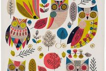 0-Patterns and Print- Childrens,Cute, Creatures