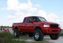 Ford Ranger / by Sergio Ottoni