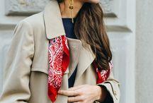 Scarf - Pañuelo / El pañuelo se ha convertido en el accesorio por excelencia esta primavera. Inspírate y descubre nuevas formas de lucirlo: http://chezagnes.blogspot.com/2017/04/panuelos-el-complemento-it.html  . . #Pañuelos #Accesorios #Accesories #Scarf #SilkScarf #ChezAgnes #streetstyle #inspiration