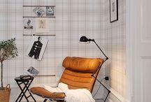 plaid wallpaper