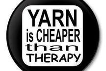 Sayings of the yarny kind