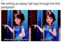 Study joke