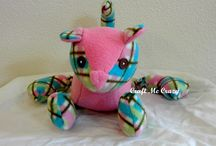 Plush & Toys by Craft Me Crazy