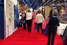 Houston Quilt Market 2013