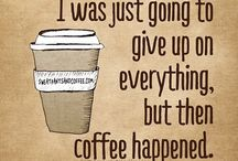 coffe think