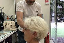 Bob haircut by azra kuafor