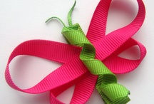 hair bows and accessories